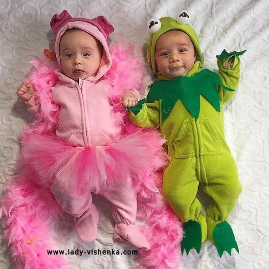 31. Halloween asut lapsille