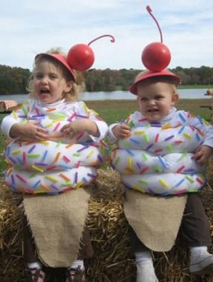 19. Halloween asut lapsille