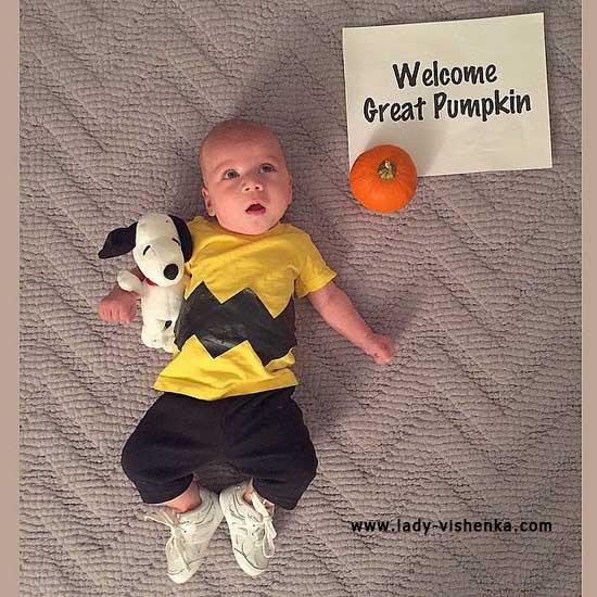 24. Halloween asut lapsille
