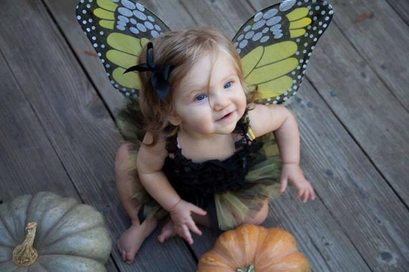 2. Halloween asut lapsille