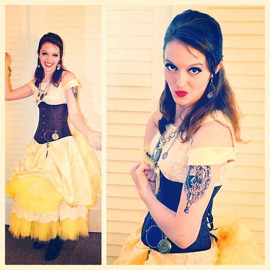 14. Belle-asu Halloweeniksi