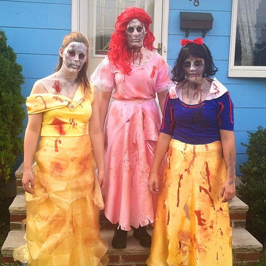 16. Belle-asu Halloweeniksi