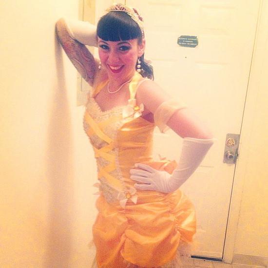 2. Belle-asu Halloweeniksi