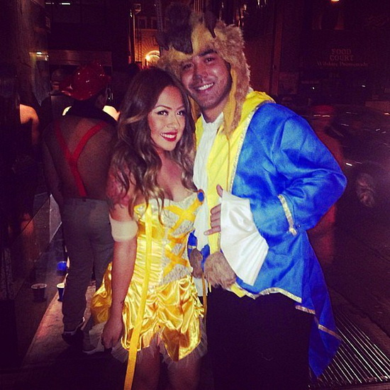 6. Belle-asu Halloweeniksi