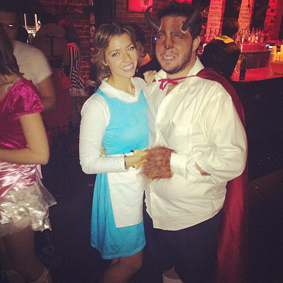 7. Belle-asu Halloweeniksi
