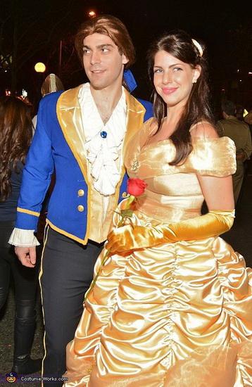 8. Belle-asu Halloweeniksi