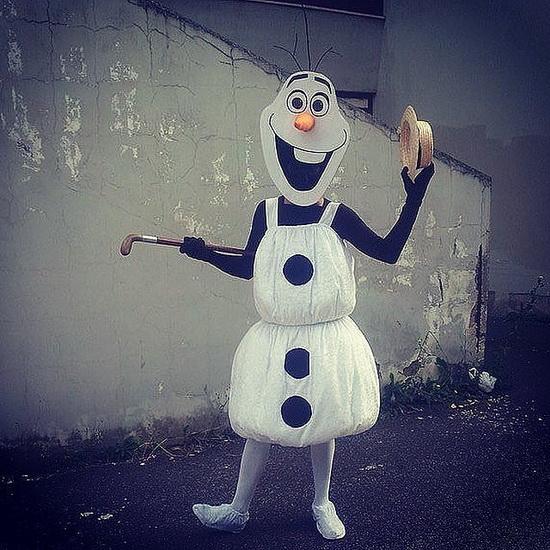 Halloween-asut – Olaf