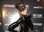 Halloweenin kissa-asu aikuinen