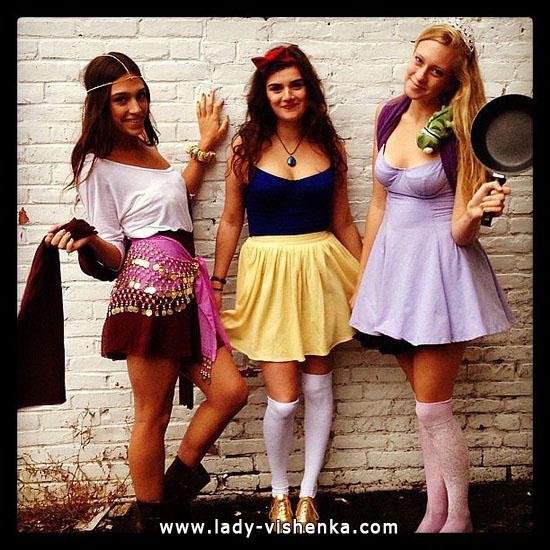 15. Esmeralda Halloween-asut aikuinen