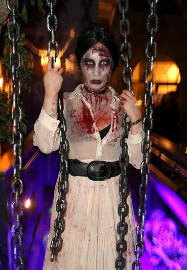 17. Julkkikset Halloween-asuissa