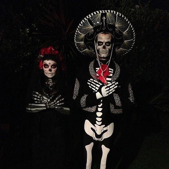 30. Julkkikset Halloween-asuissa