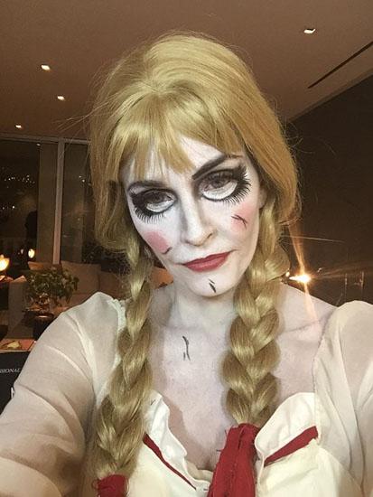 41. Julkkikset Halloween-asuissa