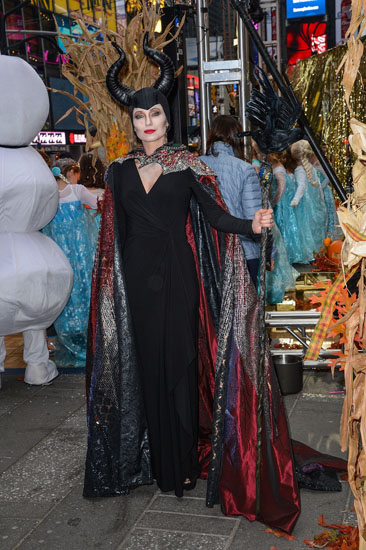 56. Julkkikset Halloween-asuissa