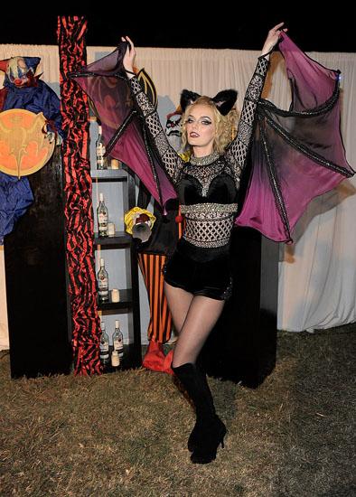 58. Julkkikset Halloween-asuissa