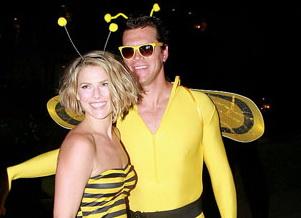 Julkkikset Halloween-pukuihin