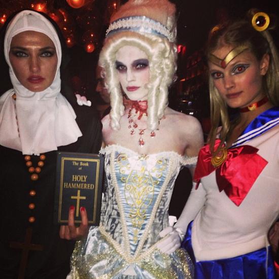 Mallit - Sam Gradoville Halloween