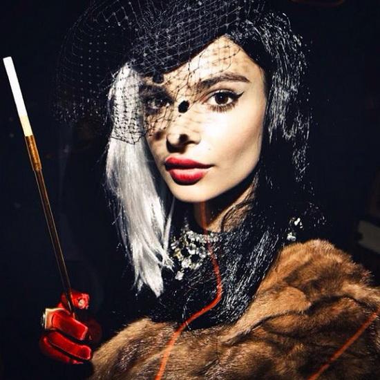 Mallit - Emily Ratajkowski Halloween