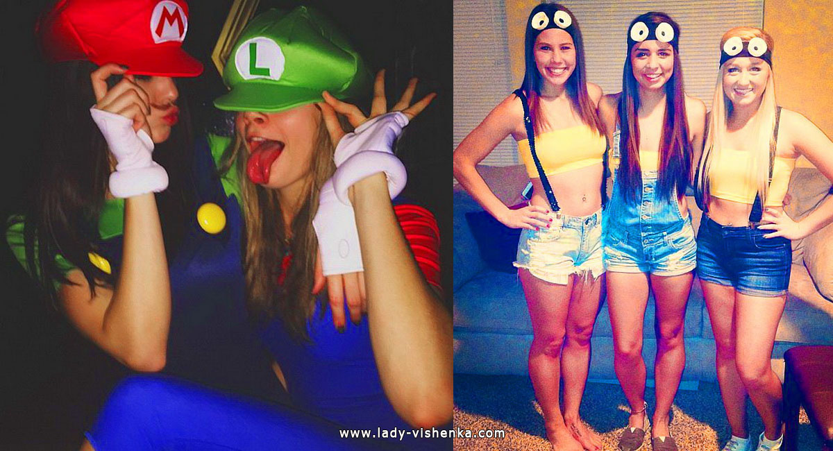 Mario tai Kätyrit