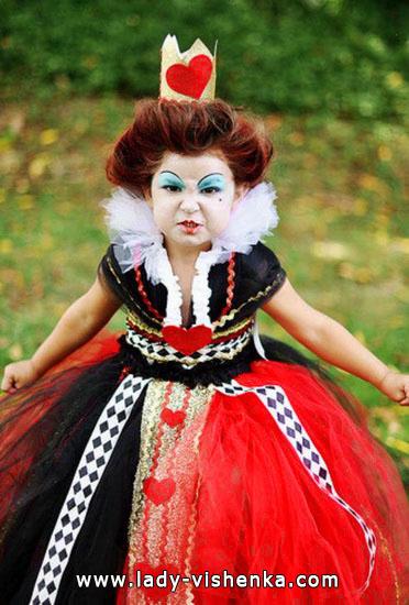 10. Tyttöjen halloween asut (4-6-vuotiaalle)