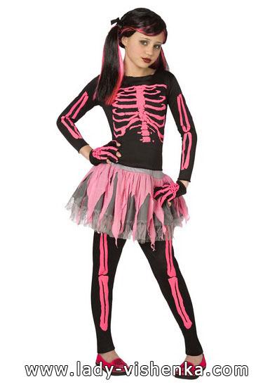 8. Halloween asut tytöille