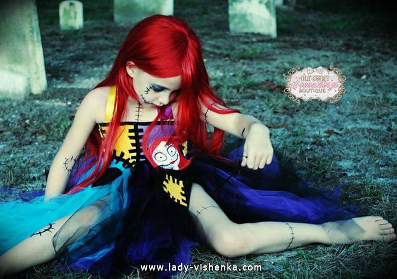 49. Tyttöjen halloween asut (4-6-vuotiaalle)