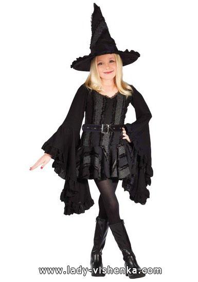 23. Halloween asut tytöille