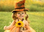 1-3-vuotiaiden tyttöjen asut / Halloween