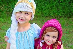 Halloween-asun tytölle (4-6-vuotiaalle)