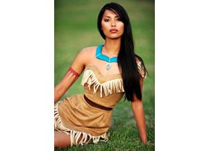 Pocahontas Halloween