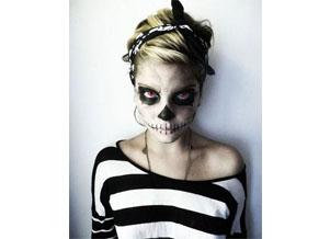 Luuranko Halloween