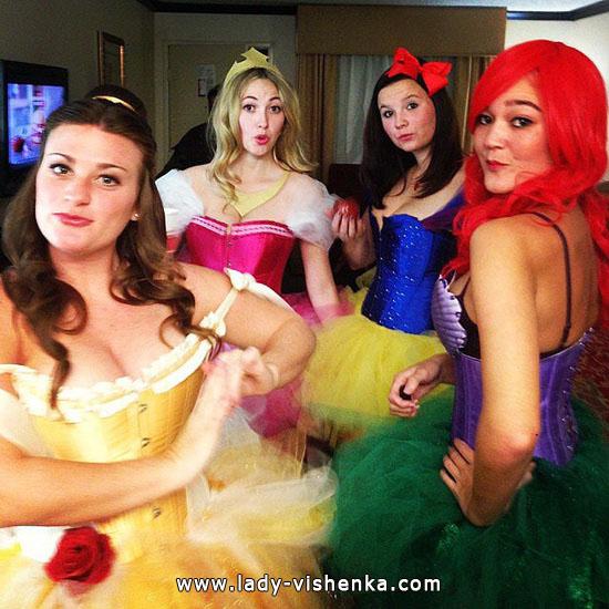 11. Disney-prinsessa Halloween-asut aikuinen