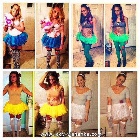 19. Disney-prinsessa Halloween-asut aikuinen