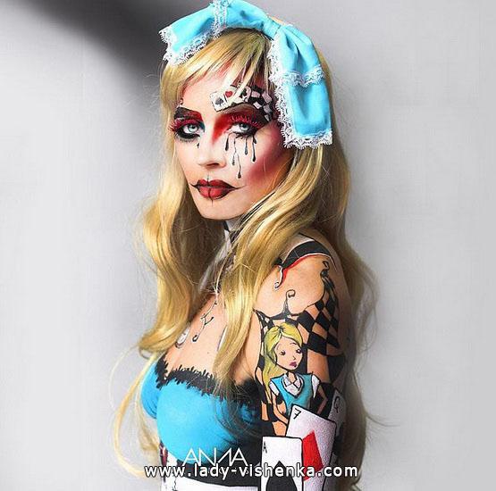 14. Halloween meikit