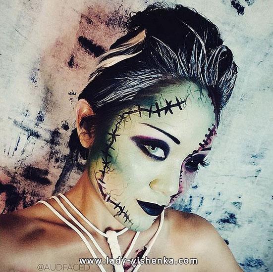 16. Halloween meikit