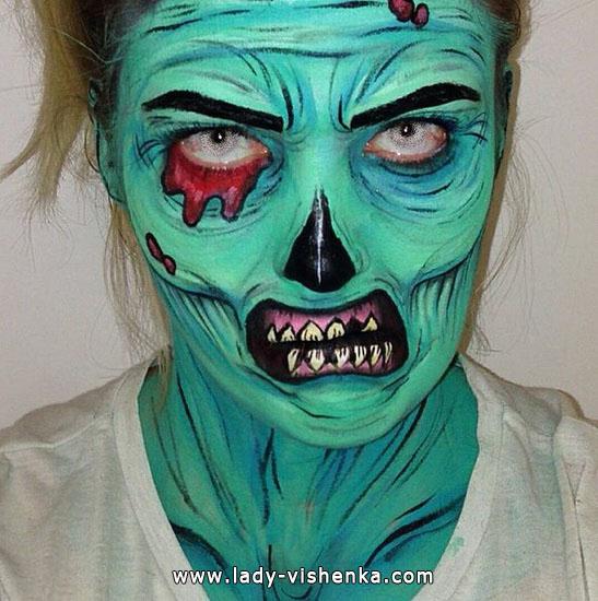 23. Halloween meikit