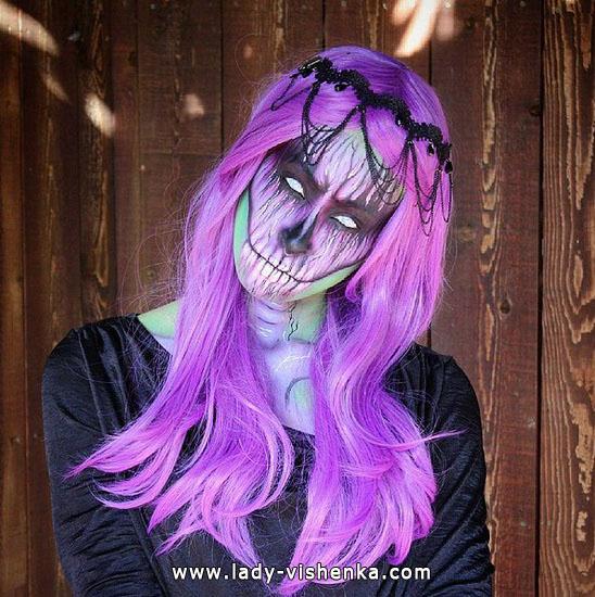 33. Halloween meikit