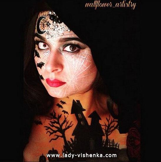 35. Halloween meikit