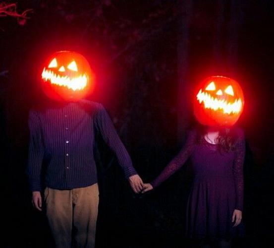 15. Pariskuntien Halloween-asut