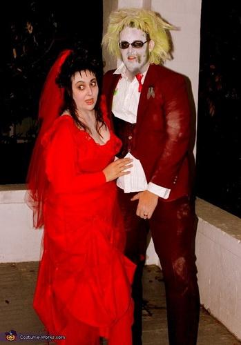 23. Pariskuntien Halloween-asut