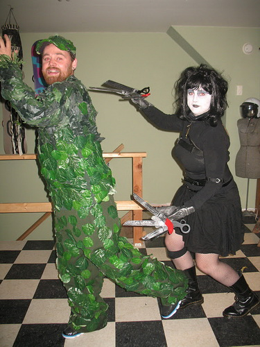 47. Pariskuntien Halloween-asut