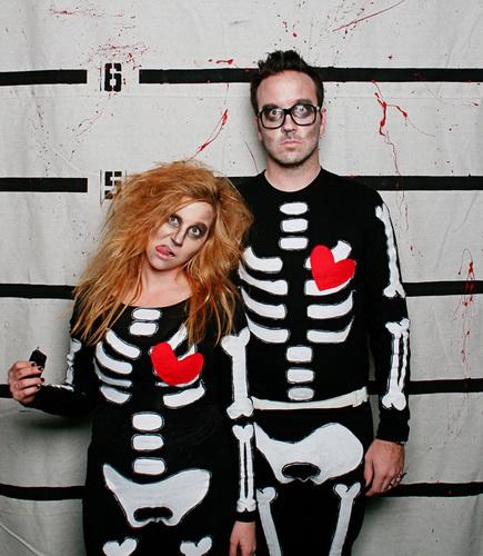 84. Pariskuntien Halloween-asut