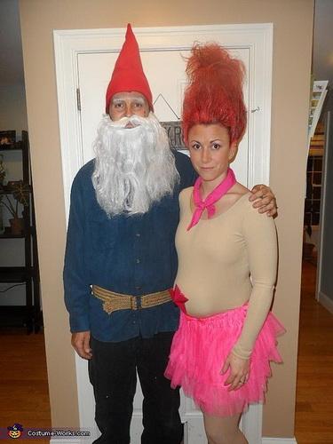 92. Pariskuntien Halloween-asut