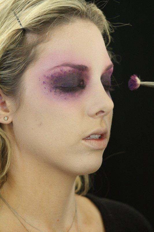 5. Noita-meikki Halloweeniksi