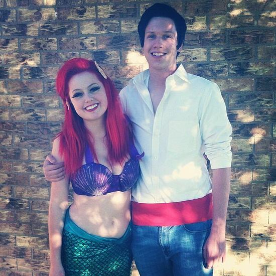 10. Ariel Halloween-asut aikuinen