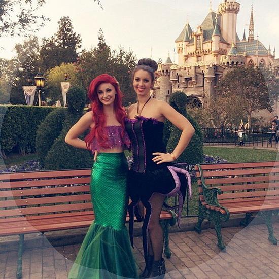 12. Ariel Halloween-asut aikuinen