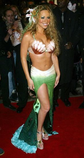 19. Ariel Halloween-asut aikuinen