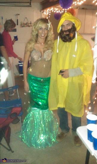 20. Ariel Halloween-asut aikuinen