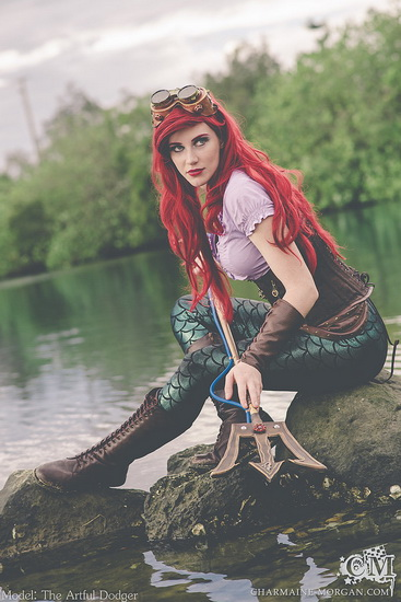 27. Ariel Halloween-asut aikuinen