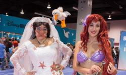 36. Ariel Halloween-asut aikuinen