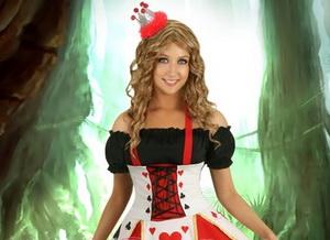 Herttakuningatar Halloween